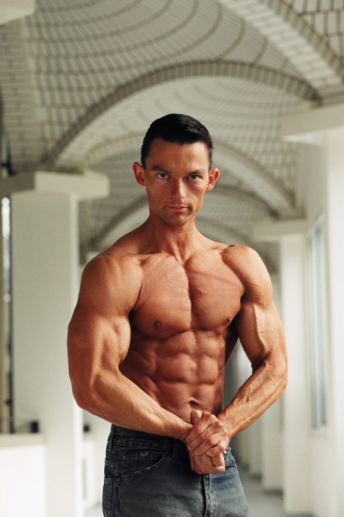 Training Muskelaufbau